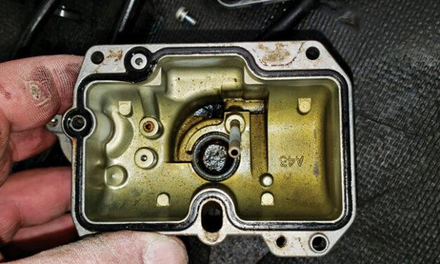 Conseils moto : Les carburateurs et l'éthanol