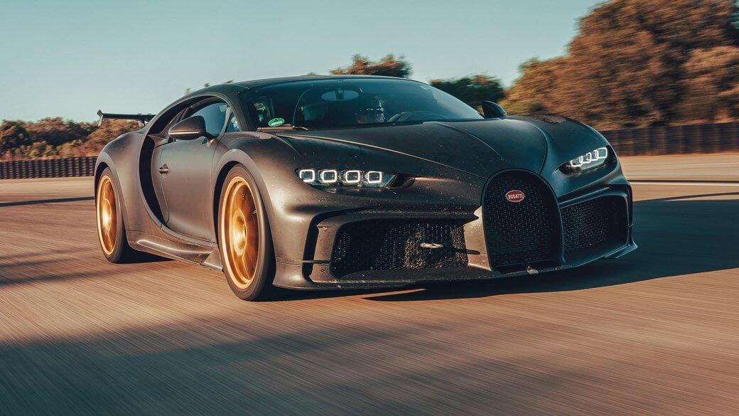 Rimac s'apprête à acquérir Bugatti