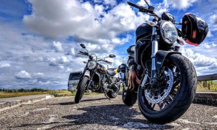 Ducatis 2020 : Streetfighter V4, Panigale V2, Multistrada 1260 S Grand Tour