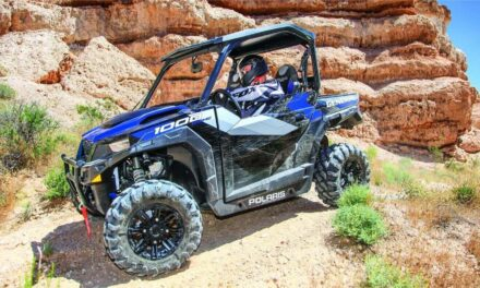 Test 2020 : Polaris General Deluxe