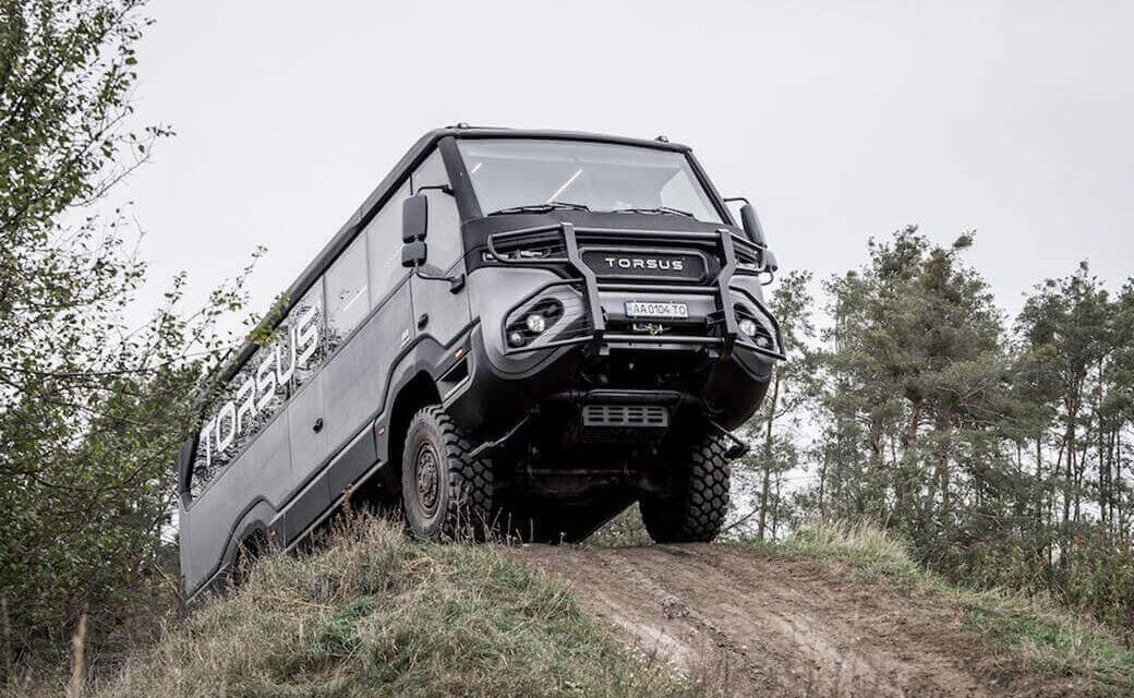 Le patron de Torsus : pourquoi le monde a besoin du constructeur de véhicules de l'extrême ?